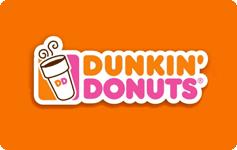 Dunkin Donuts - 55%