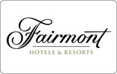 Fairmont Hotels - 55%