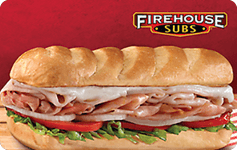 Firehouse Subs - 60%