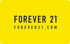 Forever 21 - 65%