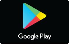 Google Play - 55%