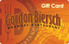 Gordon Biersch - 60%