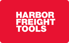 Harbour Freight Tools - 50%