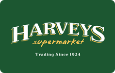 Harveys Supermarkets - 80%