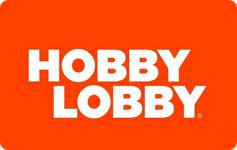 Hobby Lobby - 60%