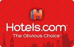 Hotels.com - 50%