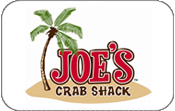 Joe´s Crab Shack - 50%