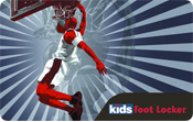 Kids Foot Locker - 50%
