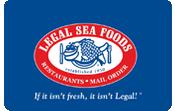 Legal Seafood - 55%