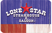 Lonestar Steakhouse - 50%