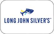 Long John Silver - 50%