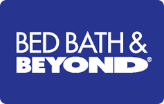 Bed Bath & Beyond - 70%