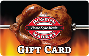 Boston Market - 55%