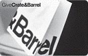 Crate + Barrel - 60%