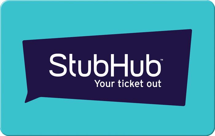 StubHub - 40%