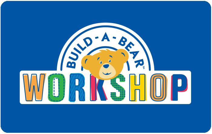 Build a Bear - 50%