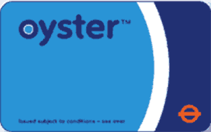 Oyster Card - 50%