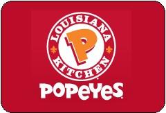 Popeyes - 60%