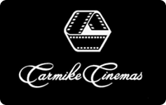 Carmike Cinemas - 45%