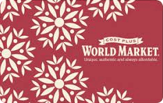 World Market - 55%