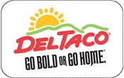 Del Taco - 55%