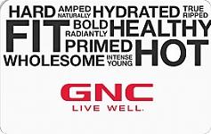 GNC - 50%