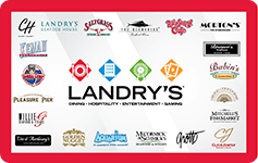 Landry's Restaurants - 55%