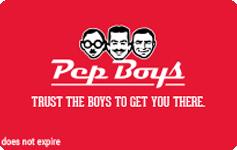 Pep Boys - 60%