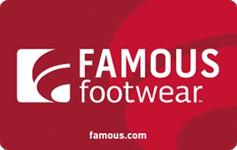 Famous Footwear - 55%