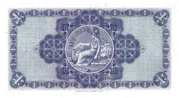 Scotland 1 Pound (1961-1962 British Linen Company)