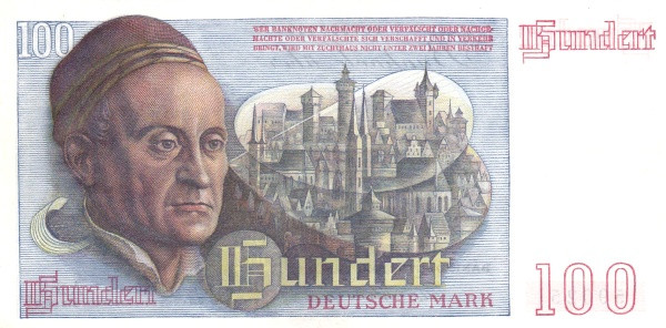 Germany 100 Mark (Bank Deutcher Länder )