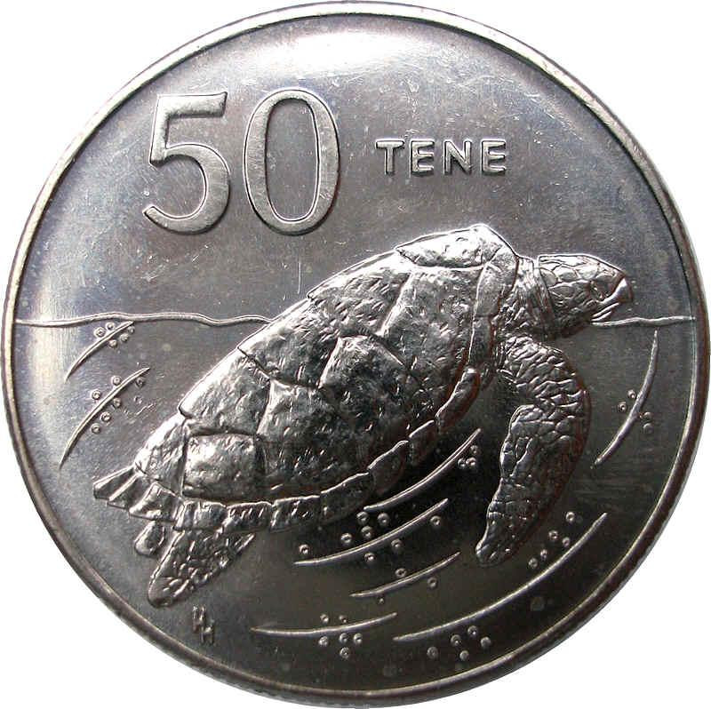 Cook Islands 50 cents