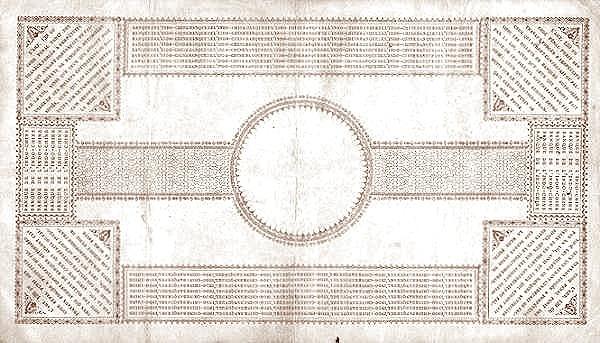 Djibouti 100 Francs (1920-1923 Banque de l'Indo-Chine)