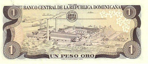 Dominican Republic 1 Peso (1994 Commemorative 150th Anniversary of the Constitution)