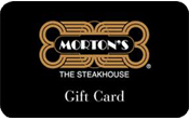 Morton´s Steakhouse - 60%