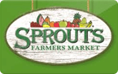 Sprouts Farmers Market - 80%