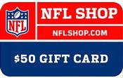 NFL Shop - 50%