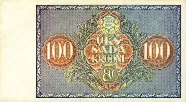 Estonia 100 Krooni