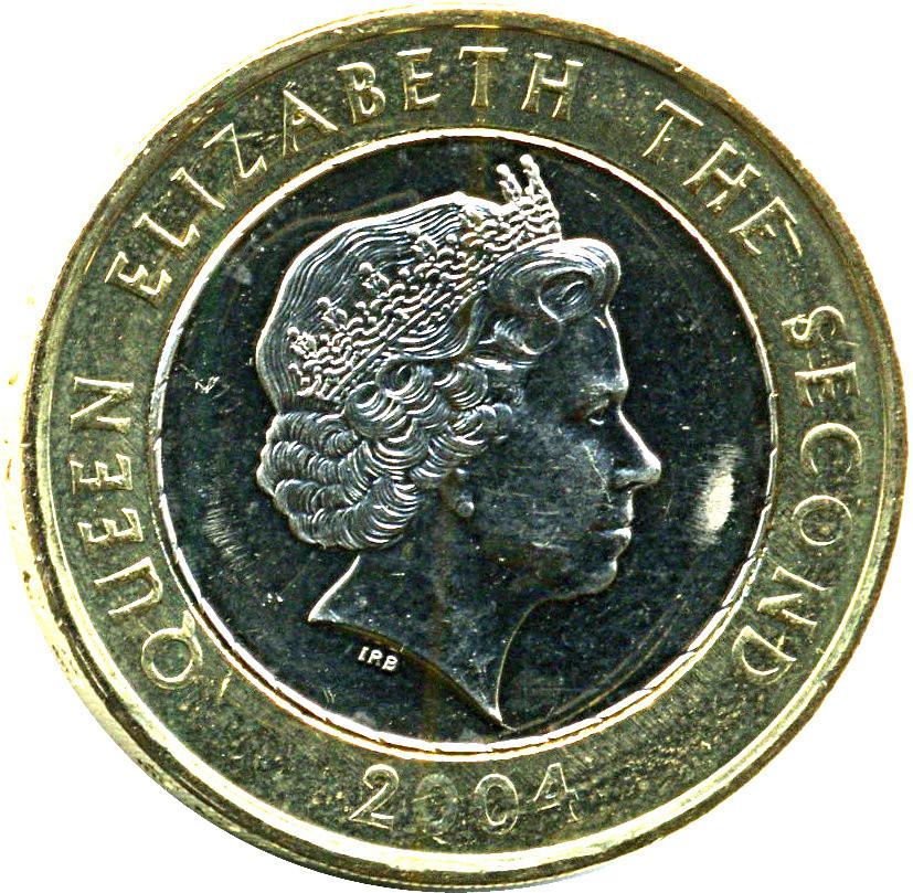 Falkland Islands 2 pound