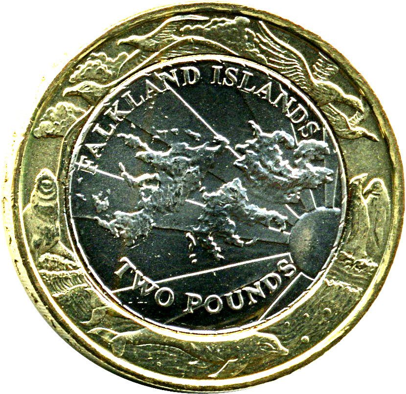 Falkland Islands 2 pound