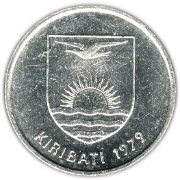 Kiribati 50 cents