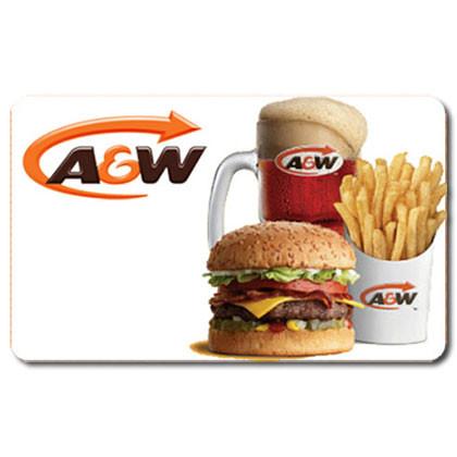 A&W - 60%