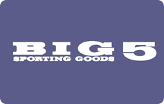 Big 5 Sporting Goods - 50%