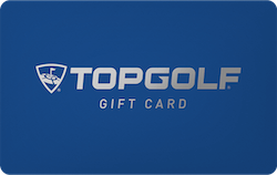 TopGolf - 50%