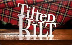 Tilted Kilt - 40%