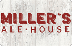 Miller's Ale House - 50%