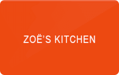 Zoe's Kitchen - 50%