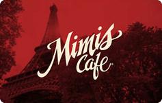 Mimis Cafe - 40%