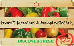 Sweet Tomatoes - 40%