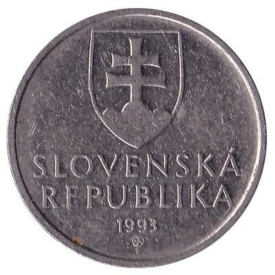 Slovakia 5 Koruna